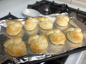 Out of oven